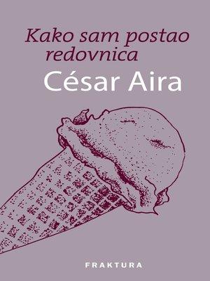 cover image of Kako sam postao redovnica
