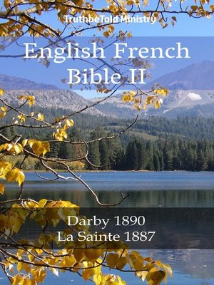 cover image of English French Bible II