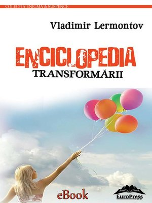 cover image of Enciclopedia transformării