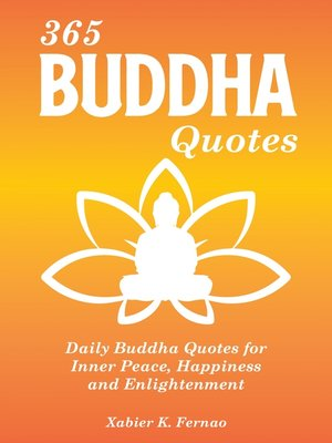 cover image of 365 Buddha Quotes