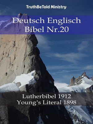 cover image of Deutsch Englisch Bibel Nr.20