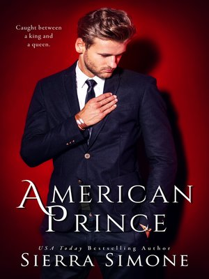 cover image of American Prince