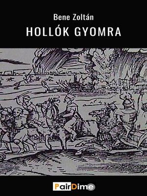 cover image of Hollók gyomra