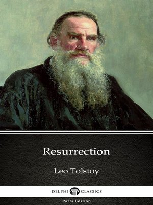 cover image of Resurrection by Leo Tolstoy (Illustrated)
