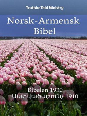 cover image of Norsk-Armensk Bibel