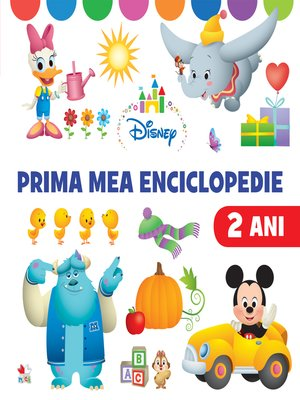 cover image of Prima Mea Enciclopedie. 2 Ani