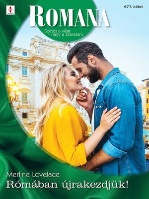 cover image of Rómában újrakezdjük!