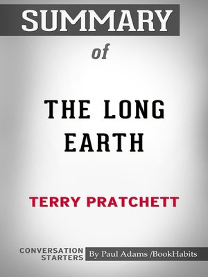 cover image of Summary of The Long Earth