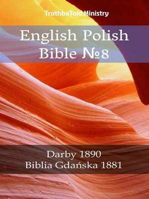 cover image of English Polish Bible №8