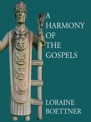 cover image of A Harmony of the Gospels