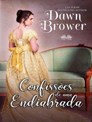 cover image of Confissões de uma Endiabrada
