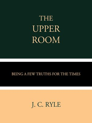 cover image of The Upper Room
