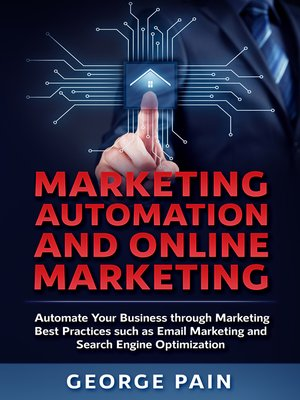 cover image of Marketing Automation and Online Marketing