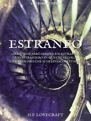 cover image of Estraneo