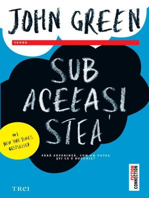 cover image of Sub aceeași stea