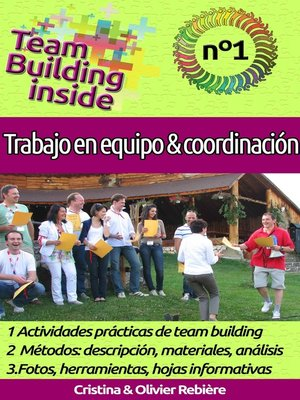 cover image of Team Building inside n°1 - Trabajo en equipo y coordinación