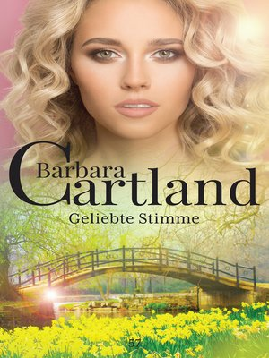 cover image of Geliebte Stimme