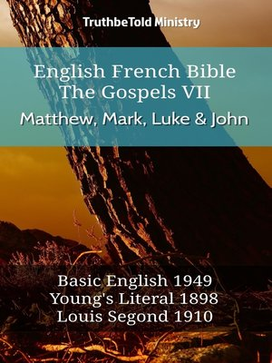 cover image of English French Bible--The Gospels VII--Matthew, Mark, Luke & John