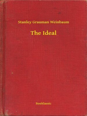 cover image of The Ideal