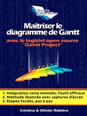 cover image of Maîtriser le diagramme de Gantt