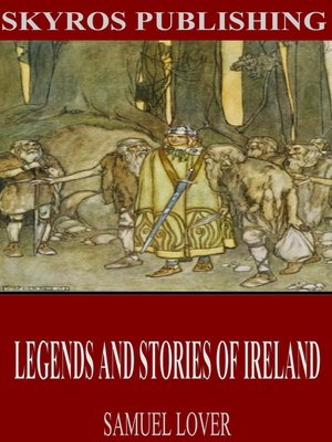 cover image of Legends and Stories of Ireland