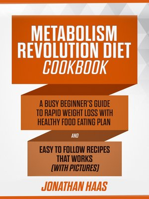 cover image of Metabolism Revolution Diet Cookbook