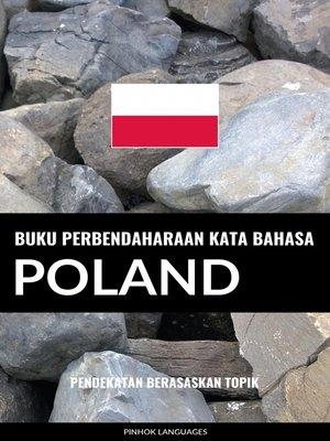 cover image of Buku Perbendaharaan Kata Bahasa Poland