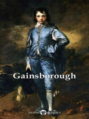 cover image of Delphi Complete Works of Thomas Gainsborough