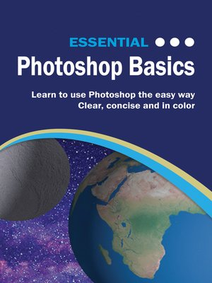 cover image of Essential Photoshop Basics