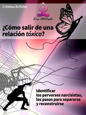 cover image of Cómo salir de una relación tóxica