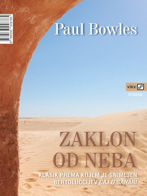 cover image of Zaklon od neba