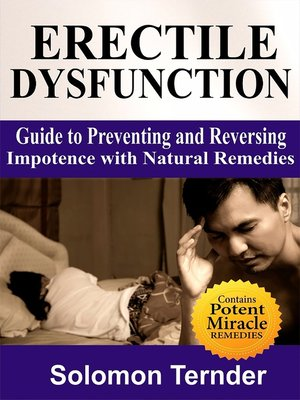 cover image of Erectile Dysfunction
