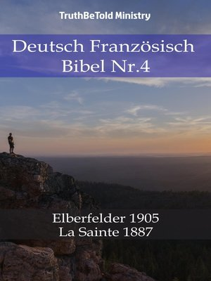 cover image of Deutsch Französisch Bibel Nr.4