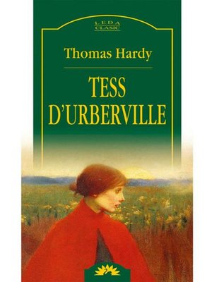 cover image of Tess D'Urberville