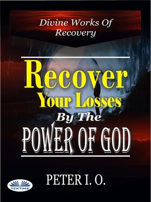 cover image of Recover Your Losses by the Power of God
