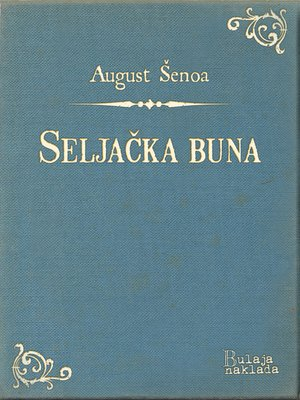 cover image of Seljačka buna