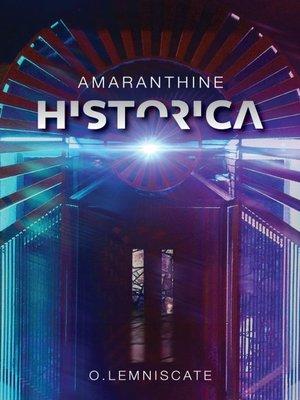 cover image of Amaranthine Historica