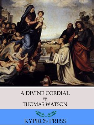 cover image of A Divine Cordial