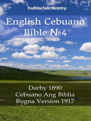 cover image of English Cebuano Bible №4