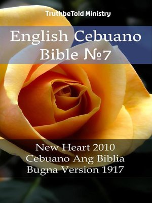 cover image of English Cebuano Bible №7