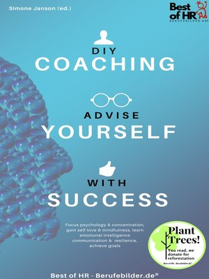 cover image of DIY-Coaching--Advise yourself with Success