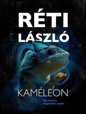 cover image of Kaméleon
