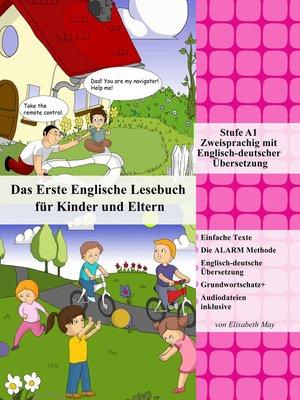 cover image of Das Erste Englische Lesebuch für Kinder und Eltern