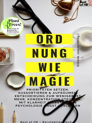 cover image of Ordnung wie Magie