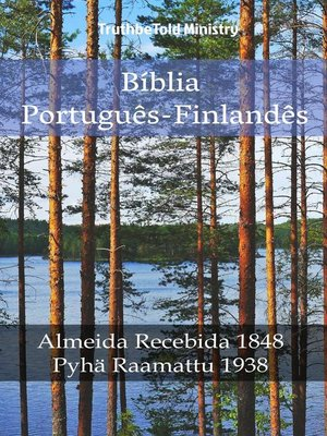 cover image of Bíblia Português-Finlandês