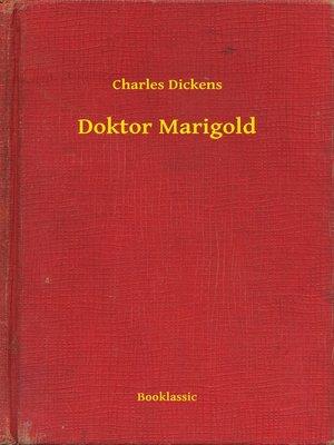 cover image of Doktor Marigold