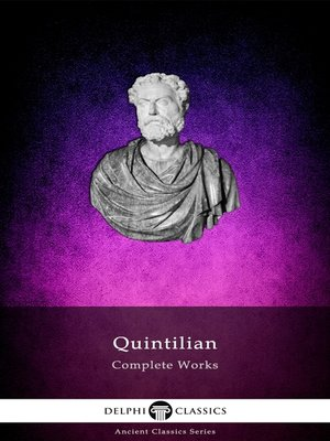 cover image of Delphi Complete Works of Quintilian