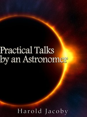 cover image of Practical Talks by an Astronomer