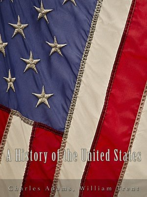 cover image of A History of the United States