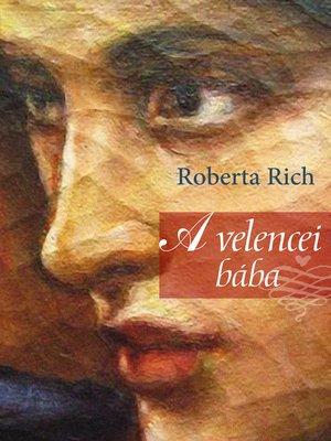 cover image of A velencei bába